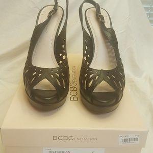BCBGeneration Stilettos Size 9